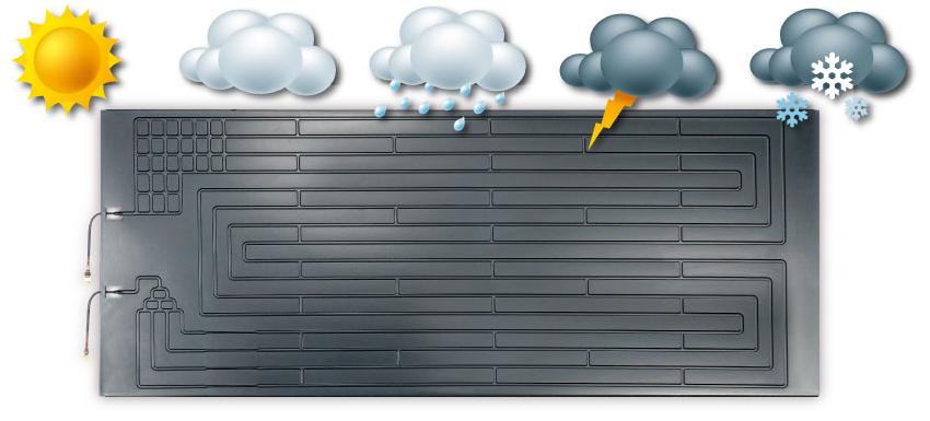 Pannello Solare Termodinamico A Concentrazione : Eneredil impianti solari termodinamici